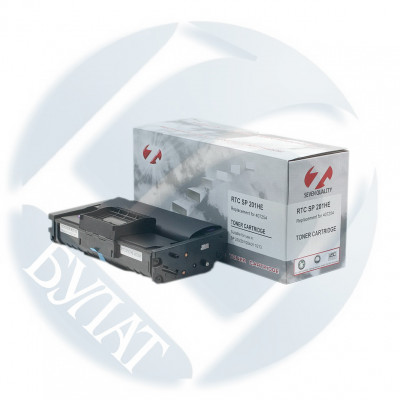Тонер-картридж Ricoh SP200/220 Type SP 200HS/HE/SP 201HE (407262/407254) (2.6k) Universal 7Q