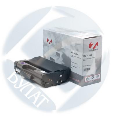Тонер-картридж Ricoh SP330 Type SP330H (408281) (7k). 7Q