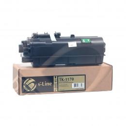 Картридж для Kyocera ECOSYS M2040 TK-1170 (7.2k) (+Чип) БУЛАТ s-Line