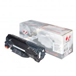 Тонер-картридж Булат CB435A/ Canon 712 для HP LJ P1005, 1500 стр., 7Q