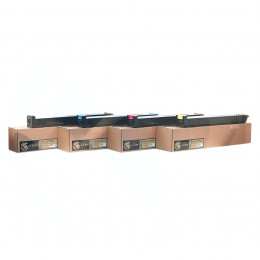 Картридж для Sharp MX-2300 MX-27GTCA (15k) Cyan БУЛАТ s-Line