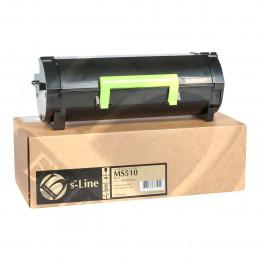 Тонер-картридж Булат 505U для Lexmark MS510, 20000 стр., Булат s-Line до версии LW71