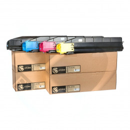 Картридж для Kyocera TASKalfa 3050ci TK-8305 (15k) (+Чип) Yellow БУЛАТ s-Line