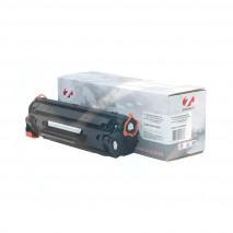Тонер-картридж Булат CB435A/ CB436A/ CE285A/ CE278A для HP LJ P1005/ 1505/ P1102/ P1560 Universal, 2000 стр., 7Q compact box