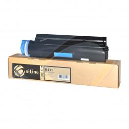 Тонер-картридж Булат 44574805 для Oki B431/ MB471, 7000 стр., Булат s-Line