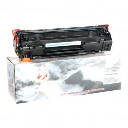 Тонер-картридж Булат CB435A/ CB436A/ CE285A для HP LJ P1005/ 1505/ P1102 Univ, 2000 стр., 7Q compact box