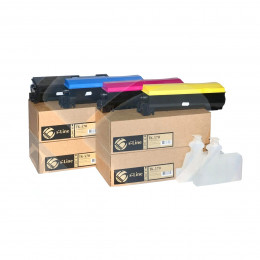 Тонер-картридж Булат TK-570 для Kyocera FS-C5400/ ECOSYS P7035c, 12000 стр., Yellow (+Чип) Булат s-Line