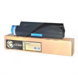 Тонер-картридж Булат 44574705/ 44574702 для Oki B411/ B431, 3000 стр., Булат s-Line