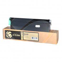 Тонер-картридж Булат 43979218 для Oki B440/ MB480, 12000 стр., Булат s-Line