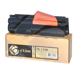 Тонер-картридж Булат TK-1100 для Kyocera FS-1024MFP, 2100 стр., (+Чип) Булат s-Line
