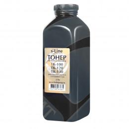 Тонер Булат для Kyocera FS-1028MFP банка 270 г TK-100/ 120/ 130 Булат s-Line