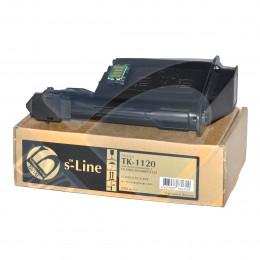 Тонер-картридж Булат TK-1120 для Kyocera FS-1060, 3000 стр., (+Чип) Булат s-Line