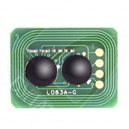 Чип для Oki C801 / C821 44643003 Cyan (7.3k)