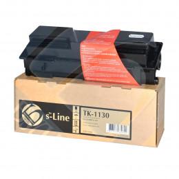 Тонер-картридж Булат TK-1130 для Kyocera FS-1030MFP, 3000 стр., (+Чип) Булат s-Line