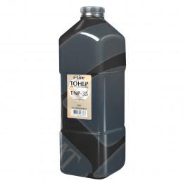 Тонер для Konica Minolta bizhub 4000P банка 600 г TNP-35 БУЛАТ s-Line