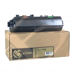Картридж для Kyocera ECOSYS P2040 TK-1160 (7.2k) (+Чип) БУЛАТ s-Line