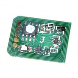 Чип для Oki C9655 43837135 / 43837131 Сyan (22k) TNX