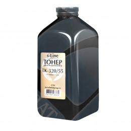Тонер Булат для Kyocera FS-3900 банка 450 г TK-320/ 55 Булат s-Line