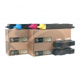 Картридж для Kyocera ECOSYS M8124 TK-8115 (6k) Cyan (+Чип) БУЛАТ s-Line