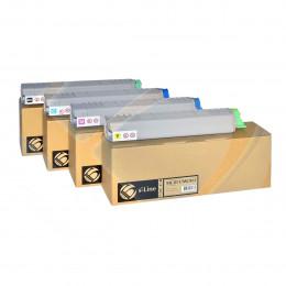 Картридж для Oki MC851 / MC861 44059172 Black (7.3k) БУЛАТ s-Line